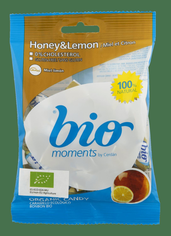 Biomoments caramelo de miel-limon1