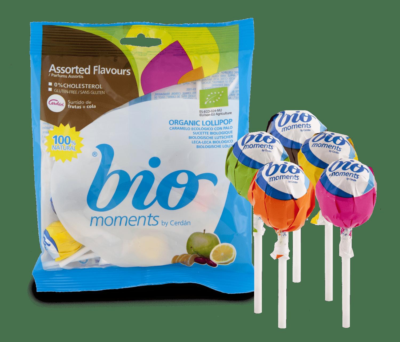 Biomoments caramelos con palo sabores surtidos1