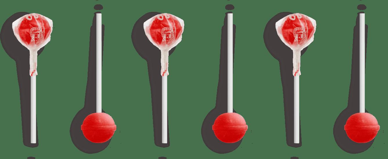 Caramelo con palo Sin Azúcar1