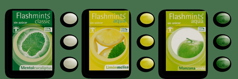 Caramelos Sin Azúcar FLASHMINT1