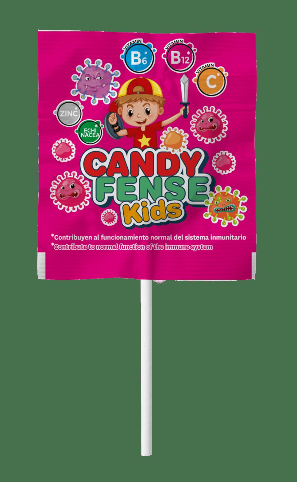 candyfense kids piru rosa